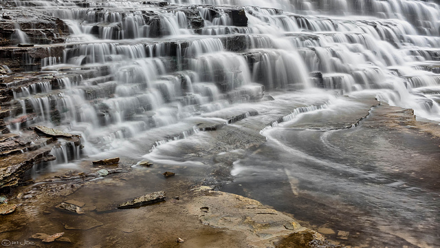 Albion Falls, Hamilton Ontario, Photo by Joe de Sousa